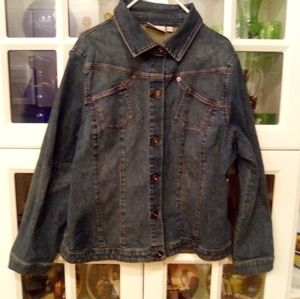 Jennifer Lopez Jean jacket